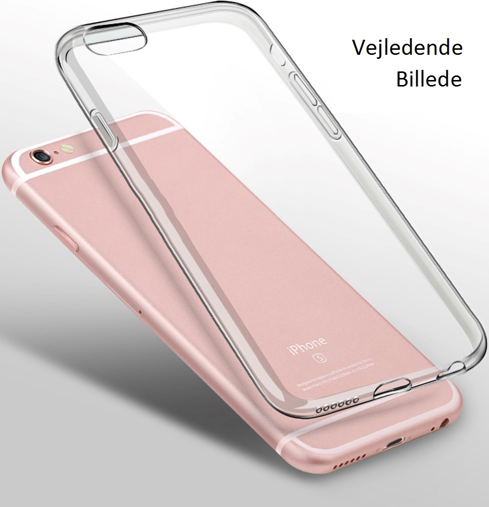 DCS Beskyttelses cover iPhone 6s/7/8 transparent