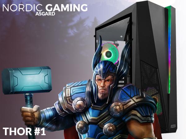 DCS - Nordic Gaming Asgard