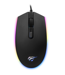 Havit RGB backlit gaming mouse