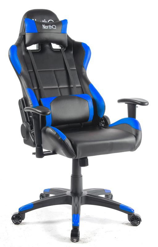 NorthQ Gamingchair NQ-100 Blue